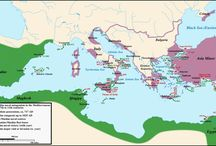 Historical Maps of the Greek speaking world