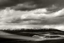 Black and White Landscape Photography by Jay Wesler