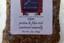 Najla's Bodygood Buzz Bars / The healthy sponsor of VO Buzz Weekly.  Bodygood bars are naturally sweetened granola/energy bars filled with oats, almonds, sunflower kernels, flaxseeds and dried fruit. No white sugar. Bodygood bars serve as a quick on-the-go breakfast or snack and provide enough fuel throughout the day. Naturally low in fat than standard energy bars and sweetened only with all-natural Vermont maple syrup.