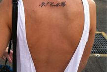 Piercing/tattoos / by Mercedes Royce
