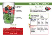 Nutribullet recipes / by Kristin Hinck