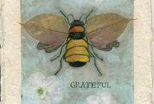 Bee Art Ideas