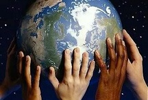 Our beautiful world / Diversity is what makes our world beautiful/ How beautiful our world would be if we looked at it from a child's eyes♥ PIN ALL YOU WANT.