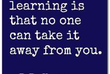 Learning & school