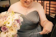 Grey Wedding Gown Inspiration