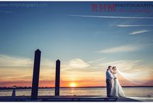Yacht club of Stone Harbor | Sarah and Tim