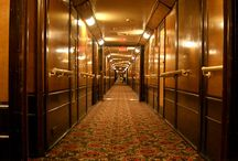 Art Deco Queen Mary / by Kathy Beaton