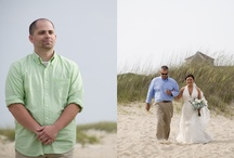 Our Beach Wedding / by Cortney { Faith. Home. Love.}