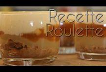 recettes sucrées