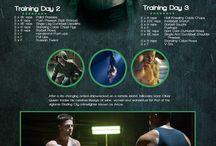Actors' fitness