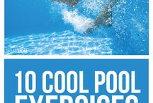 Exercices de piscine