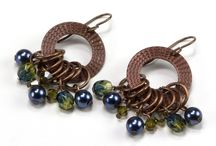 Jewelry inspirations and tutorials  / by Tonya Morton