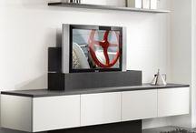 Tv verbergen