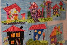 Quilting madness / Quilts