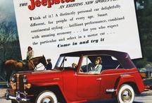 Vintage Car Ads / Vintage Car Ads for the Chrysler Group - Chrysler, Dodge, Jeep, & Ram automobiles.