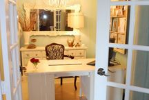Home Office-Studio / Ideas, decor and designs for new home office and studio.