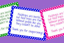 thank yous! / by Vikki Bevins
