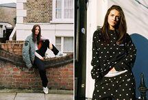 CP Girls / Women in streetwear || Photographer Christina Paik