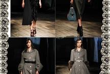 MILANO FALL/WINTER 2013-14 - Prada / Fashion Show