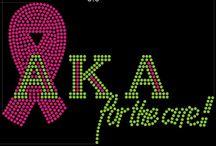 Breast Cancer Awareness Rhinestone Apparel