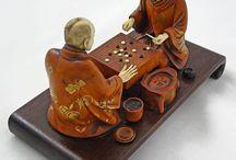 圍棋    바둑     囲碁