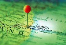 My Hometown Dublin, Ireland / by Mary Palermo