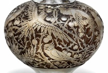 Lalique - la fantastique / I find the artist and craftsman Lalique quite extraordinarily exciting and the quality of is work amazes me.