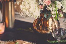 October Navy | Copper Styled Shoot / inspiration home to our Styled shoot October 4