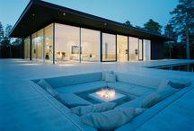 Sunken Lounge ideas