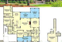 Dream Home Exterior and Plans