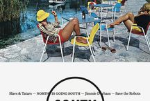 South as a State of Mind / Revista griega de arte contemporaneo