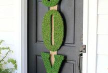 Ajtódíszek - Door ornaments