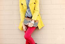 Fashion and Style / by Krista Farnsworth