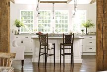 Kitchen Inspiration / Dream kitchens, products, spaces, and other things that make me want to cook