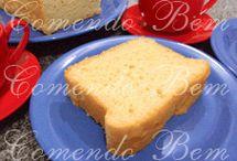Pães, pães, bread, breads! / by Magela Bernardo