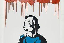 """Street Art / Quadri per arredamento moderno realizzati in stile """"Street Art"""""""