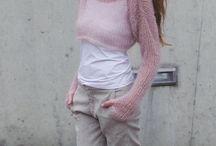 Knit crochet