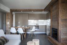 Chalet in Megeve / Interior design in Megeve, France