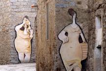 Sardegna, Orgosolo - murales