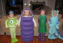 Halloween with Kids / Fun halloween-themed activities and decor!
