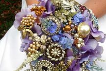 How to make Brooch Bouquet