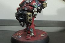 Awesome paint jobs! / Collection of some of the best painted wargame miniatures from around the web.