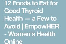 FOODS FOR HYPERACTIVE THYROID