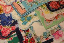 Vintage hankies / by M Armstrong
