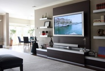 Ideas for Mounted TV