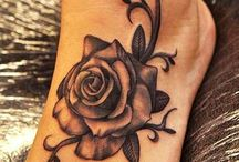 Tattoos|Designs / Rose