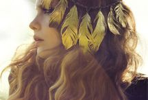 Gold / by Marina Giller *Agua Marina Blog*