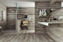Wood Effect Tiles / Love the beauty of wood, but would prefer the hard wearing and ease of a tile, try our ranges