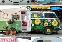 Mini trailer ideas ❤️ / by Katie Dishong