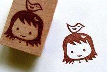 diy - stamp